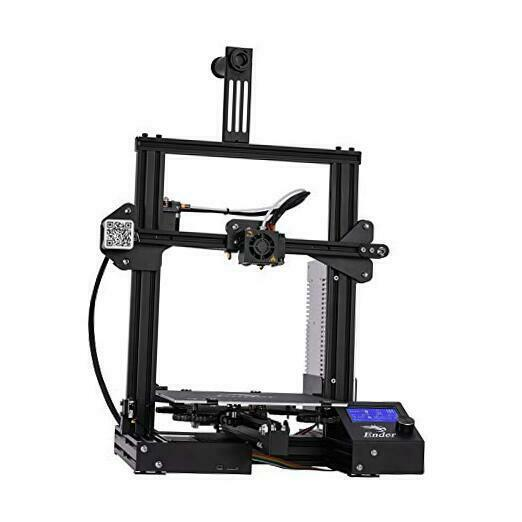 Official Creality Ender 3 3D Printer Fully Open Source with Resume Printing