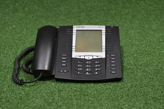 Aastra Mitel 6757i IP Phone Office SIP Phone, VOIP Phone - 1YrWty