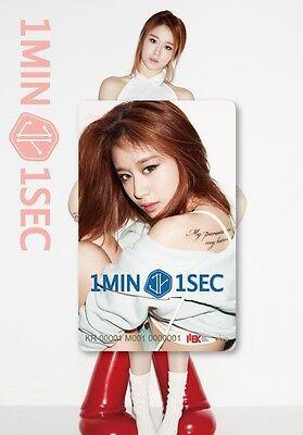 Smart Music Card SMC Never Ever JIYEON Kihno Album JI YEON T-ARA TIARA