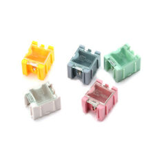 Electronic Component Smtsmd Kit Parts Storage Box White Green Blue Yellow Pink