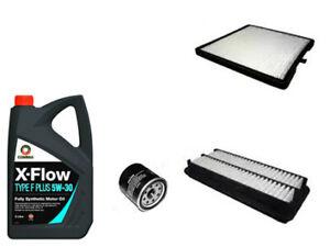Cabin /& Oil Filtre Service Kit k7b Picanto 1.0 1.2 Petrol 11-18 Air