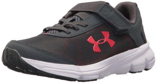 3 Colors Under Armour Boys/' Pre School Rave 2 Adjustable Closure Sneakers