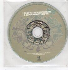 (FF216) The Tivoli, Drop Me Off In Rotherham - 2006 DJ CD