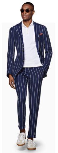 Suitsupply Linen Suit 38
