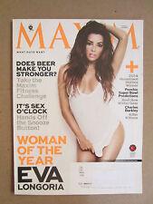Maxim Jan/Feb 2014 Eva Longoria