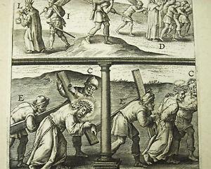 Simon-Cyrenaeus-Engraving-in-Hebrew-Biblical-Xviie-Antique-Religious-Print