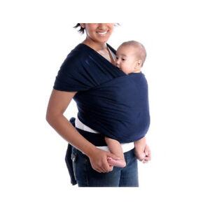 Infant-Baby-sling-Stretchy-Wrap-Carrier-Breastfeeding-ileostomie-Birth-to-3yrs