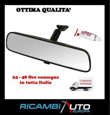 Alloggiamento ABS specchio retrovisore interno auto 814842 Adatto per Peugeot 107//206//106