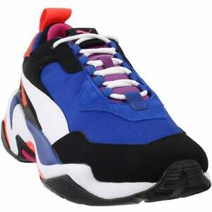 Puma-Thunder-4-Life-Sneakers-Casual-Blue-Mens