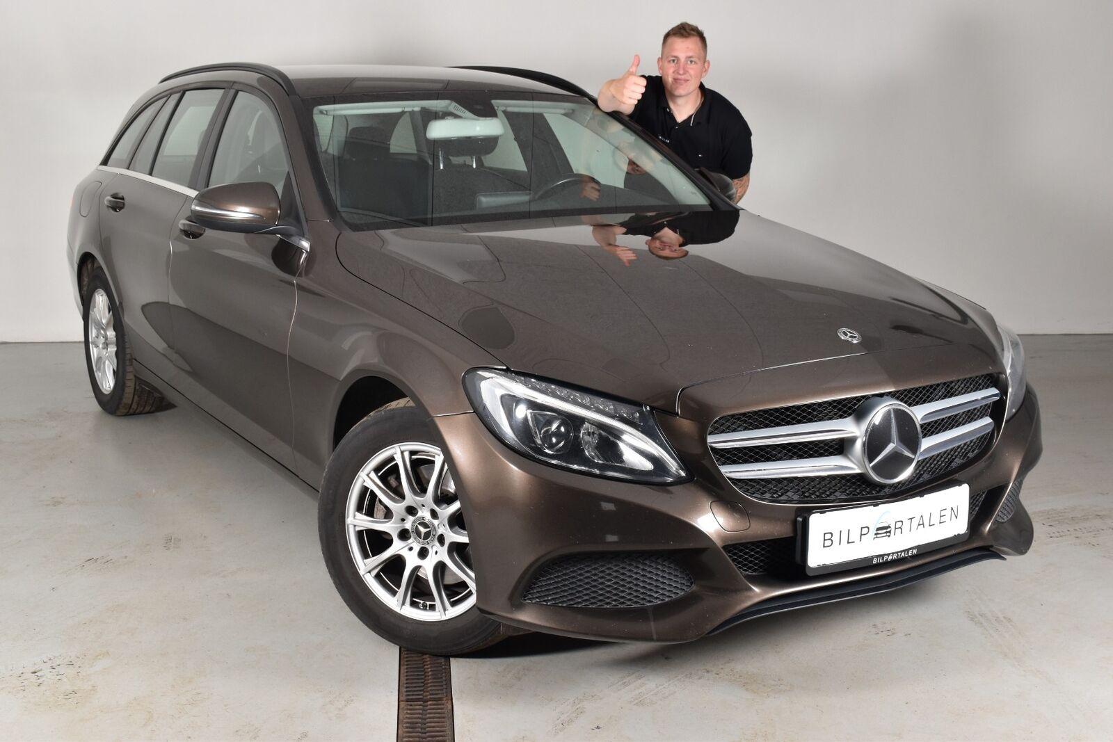 Mercedes C220 d 2,2 Business stc. aut. 5d - 254.900 kr.