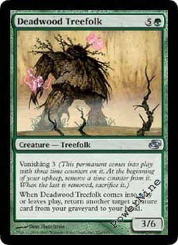 1 FOIL Deadwood Treefolk Green Planar Chaos Mtg Magic Uncommon 1x x1