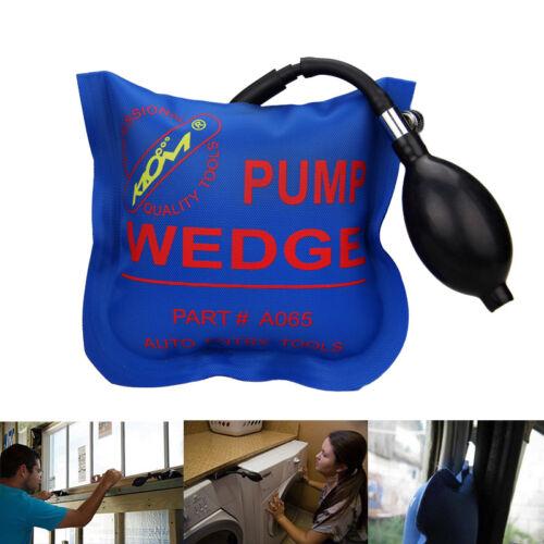 3Pcs//set Auto Air Pump Wedge Inflatable Automotive Tool Entry Shim Hand Tools