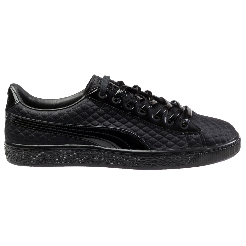 Puma Basket x Meek Mill moto Vida hombre cuero 362206-01 zapatos confortables de cuero hombre negro 04fe9a