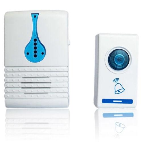 Wireless Doorbell 32 Tune Songs Waterproof 100M Range Remote Control Door bell
