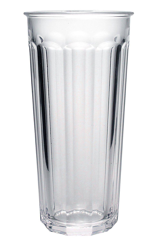 Luminarc Arc International Working Glass Storage Jar Cooler with White Lid (Set