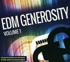 Edm Generosity,Vol.1 von Various Artists (2015)