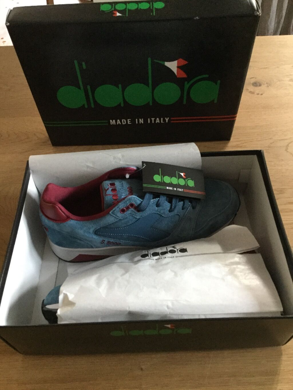 Diadora s8000 Italia-Made in