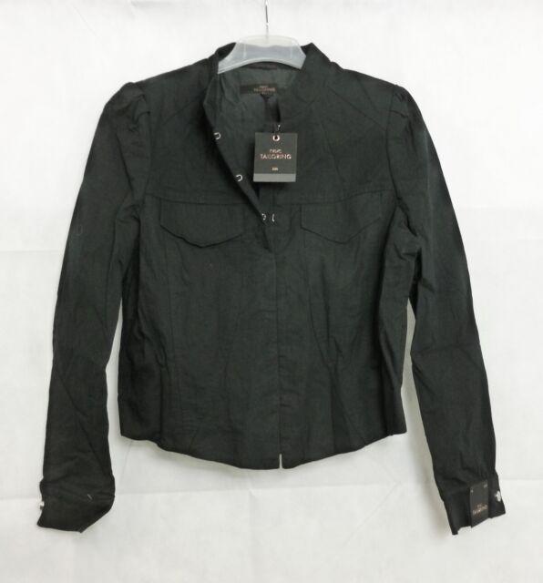b7b01966f8a NEXT Black Seam Detail Jacket Size UK 18 Dh079 NN 13 for sale online ...