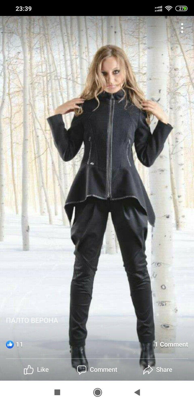 Ladies short Coat Size 12