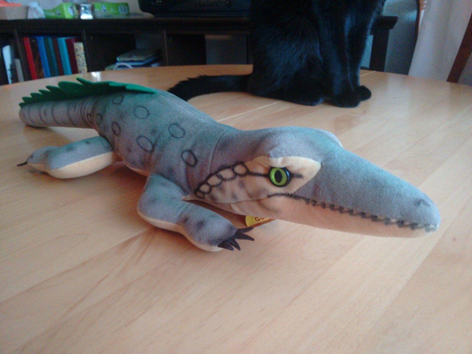 Steiff Aligator Gaty - Plüschtier - ca. 55 cm lang - Kuscheltier  | Neu