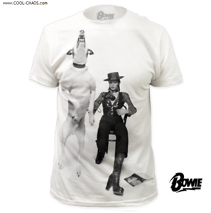 2e1c5937f David Bowie Diamond Dog T-Shirt / Subway art David Bowie Tee,Awesome ...