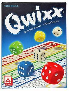 Qwixx-Spiel-Spielware-NEU-OVP