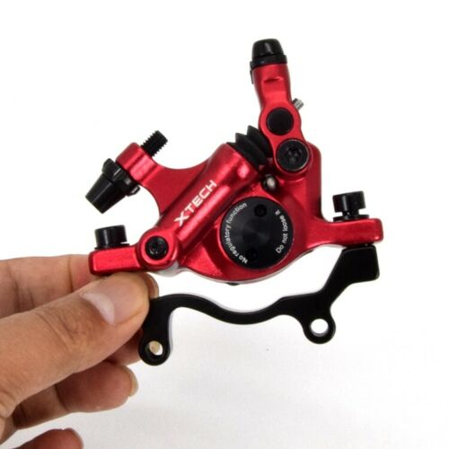 ZOOM Mountain FR Bike Hydraulic Disc Brakes Calipers Front Rear Mechanical pull