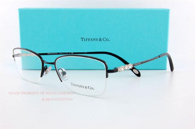 0edc9521736 Tiffany   Co. Eyeglass Frames 2043b 8055 Black Sz 52 Women for sale ...