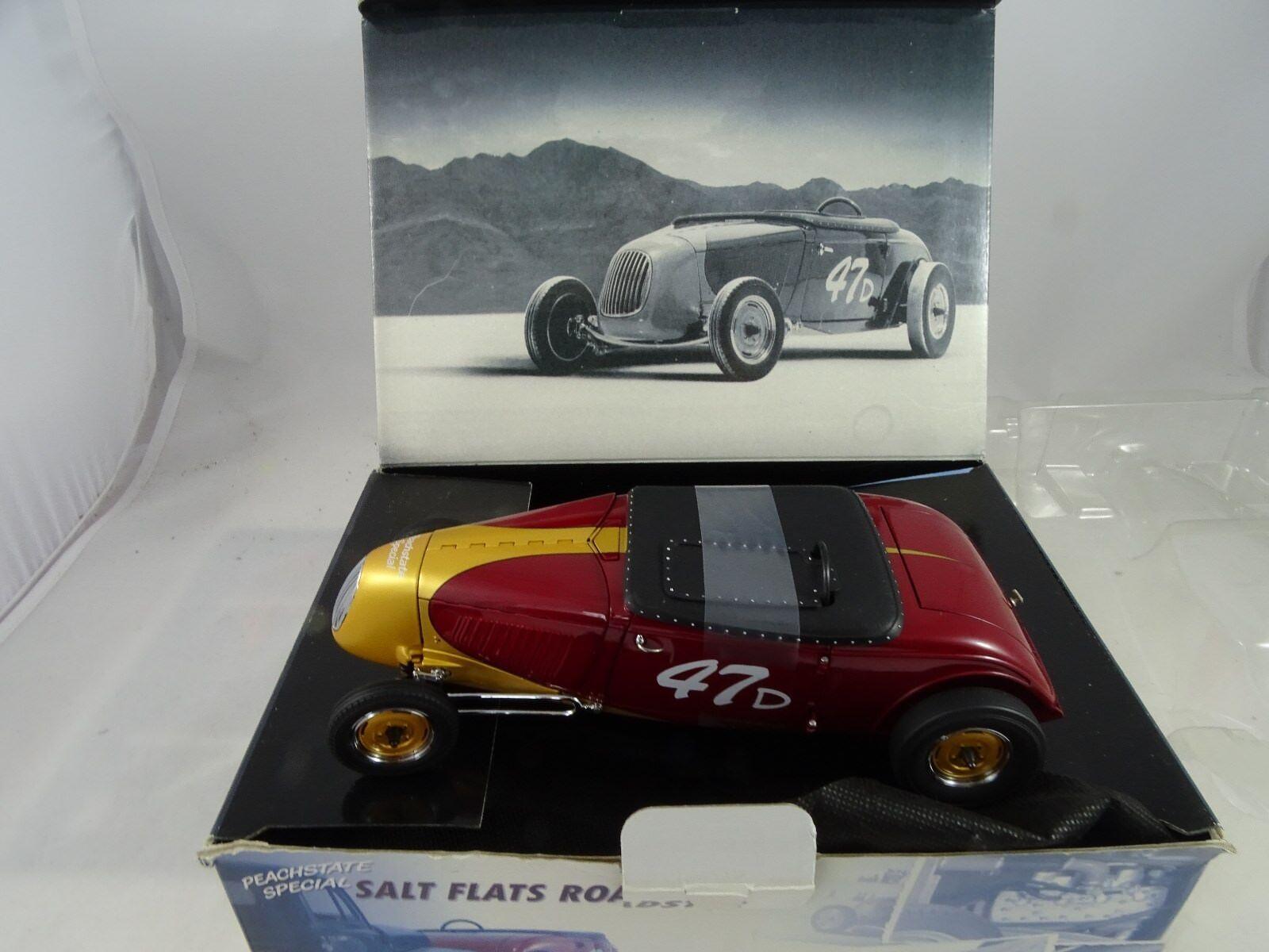 1 18 GMP 1802803 1802803 1802803 Peachstate Special Salt Flats Roadster D Lmtd.Ed.1 1000-RAR§ 21d10a