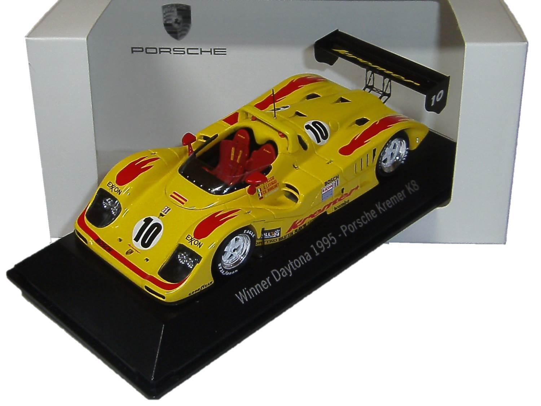 Avoir une maison, avoir de de de l'amour, as-tu Porsche 956 Winner Daytona 1995-Kremer k8-Spark 1/43 map02029514-Neuf | Matériaux Sélectionnés Avec Soin  098700
