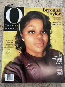 O THE OPRAH Magazine September 2020 BREONNA TAYLOR Cover ...