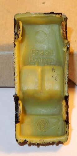 CAR MPC HO 1//87 MADE IN USA TRIUMPH TR3 CABRIOLET 1955-1957