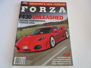 FORZA-MAGAZINE-FERRARI-Issue-67-February-2006-F430-330