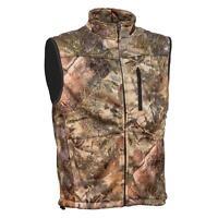 King's Camo Hunting Vest Mountain Shadow Hunter Mens Kcm2200-ms M L Xl 2xl 3xl