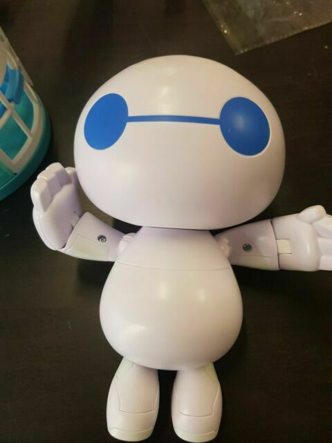 Disney Big Hero 6 The Series Talking Mini Max With Sounds And Phrases For Sale Online Ebay