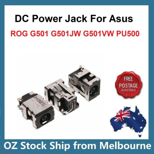 DC Power Jack Socket for Asus ROG G501 G501J G501JW G501VW PU500 N501J N501JW
