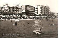 IGEA MARINA  -  Alberghi visti dal mare.............Rotalfoto - Milano