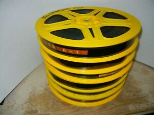 INCOMPLETE-35mm-Film-Feature-Dancing-with-Wolves-Reels-1-2-3-4-5-6