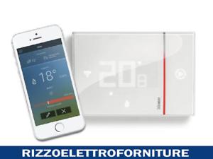 Dettagli Su Bticino X8000w Cronotermostato Smarther Termostato Wifi Da Parete