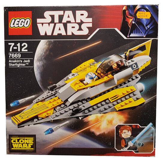 LEGO® LEGO® LEGO® 7669 Anakin´s Jedi Starfighter 8b3823