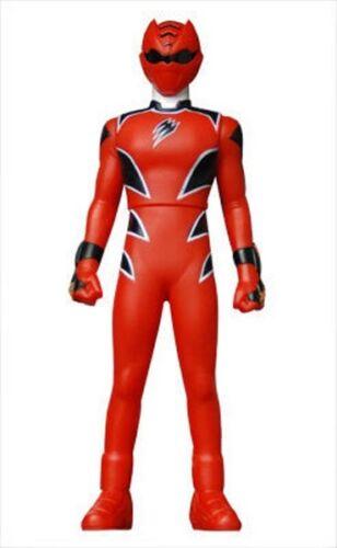 Power Rangers Sentai Hero Vinyl Figure Jungle Fury Gekiranger Red