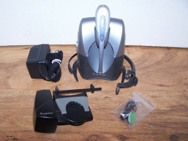 Plantronics Cs55 Wireless Headset Office System Base Only For Sale Online Ebay