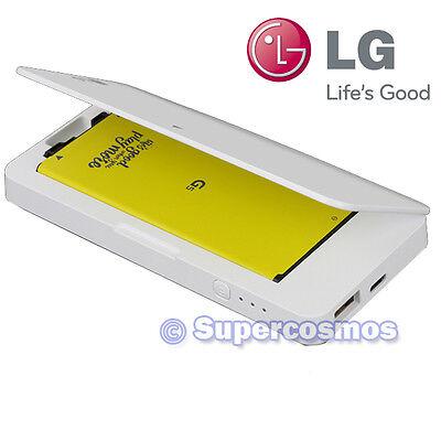 100% GENUINE OEM ORIGINAL LG G5 Extra Spare Battery Cradle Charger Kit BCK-5100