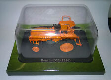 1:43 Scale Universal Hobbies Renault D22 1956 Orange Tractor die cast Boxed