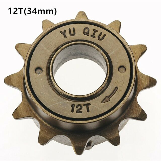 18 Teeth Bike Freewheel Chain Sprocket One-speed Bicycle Replacement Accessory
