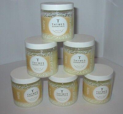 Thymes Essentials Almond Milk Sea Salt Body Scrub 6 Sealed