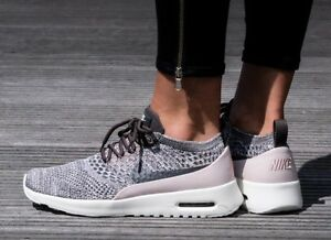 newest e0921 b725e Image is loading W-NIKE-AIR-MAX-THEA-ULTRA-FLYKNIT-SZ-