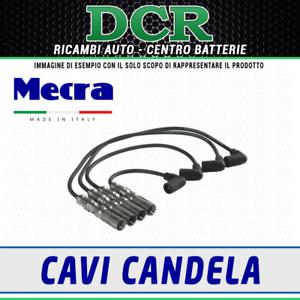 Kit cavi candele accensione MECRA CCO.74460 ALFA FIAT FORD LANCIA