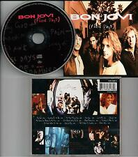 Bon Jovi – These Days CD Album 1995