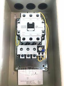 10hp single phase 230v 65amp ms p60t magnetic motor. Black Bedroom Furniture Sets. Home Design Ideas